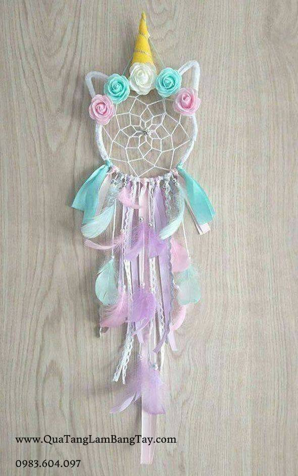 Dreamcatcher Cute Unicorn - MÃ DR10